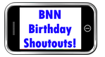 Announcing BNN Birthday Shoutouts!