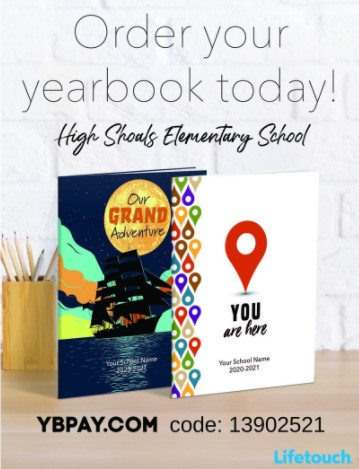 March 12th is Deadline for ordering your yearbook!