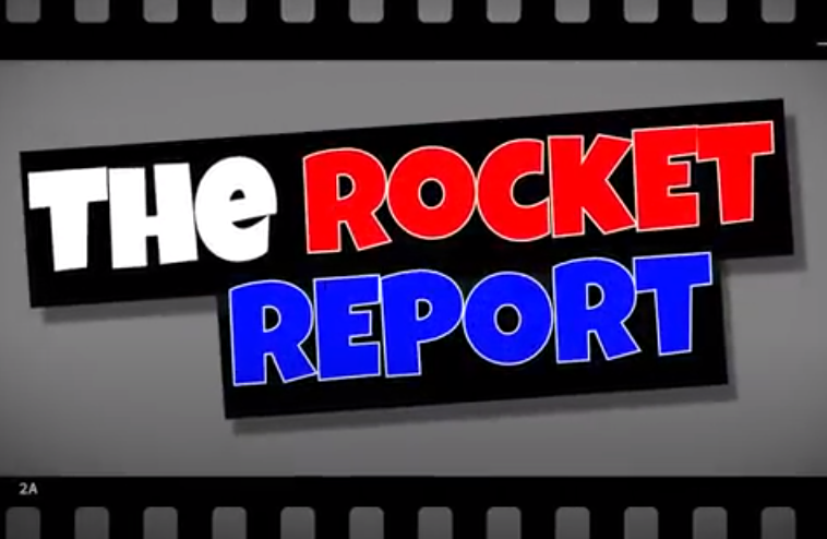 Rocket Report Weekly News Show