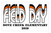 2019 DCES Field Day T-Shirt Order Form