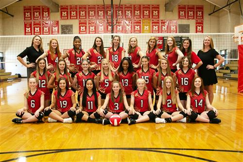 2019-20 MBMS Volleyball Team