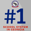 OCS ranked #1 school system in GA