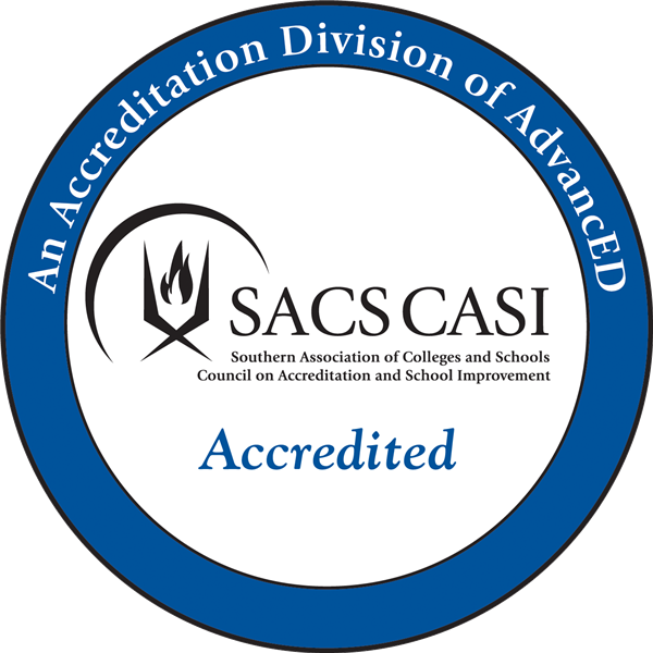 SACS CASI Accredited