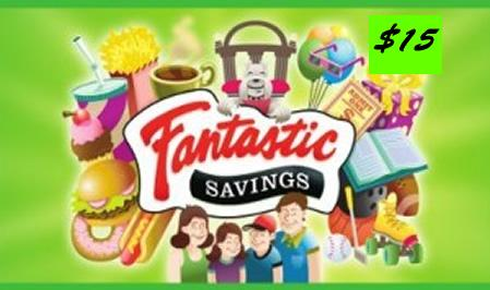 Purchase: Fantastic Savings Coupon Books