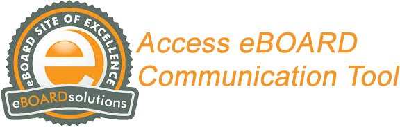 Access eBoard Communication Tool