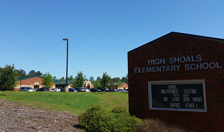High Shoals Elementary School